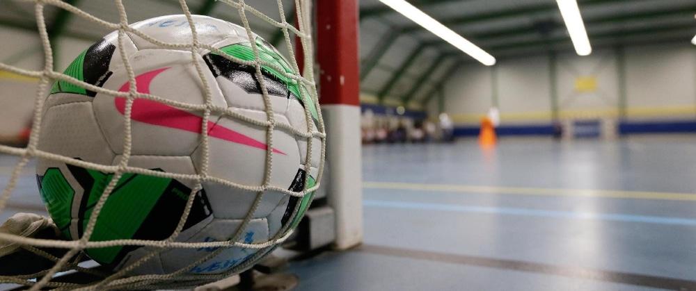 ZVV De Jager Zaalvoetbal